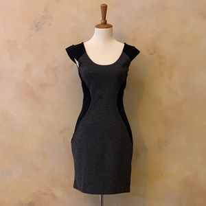 "Express Black ""Tweed"" Dress' dress"